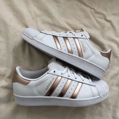 f8858a025a867 10 Best Rose Gold Adidas images