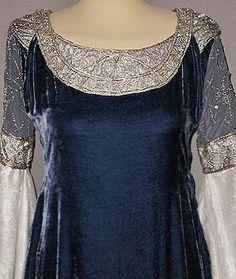 Requiem Dress Arwen Movie Dress...- Detail Photos -