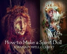 How to Make a Spirit Doll ebook (by me). Free to share.