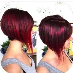 10+tipi+differenti+di+capelli+corti+rossi+per+donne+forti!