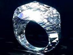 all diamond, diamond ring.