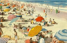 Rehoboth Beach, DE (maybe you'll run into Kathy Lee Gifford and Hoda Kotb there!)