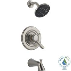Delta Lahara Single-Handle 1-Spray Tub and Shower Faucet in
