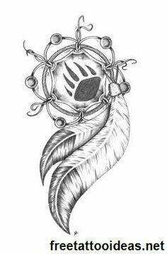 Animal dream catcher