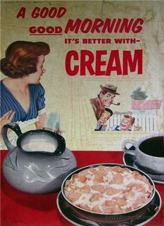 It's Better With Cream