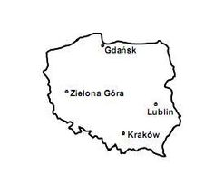 sprawdzian 3 Krakow, Cookie Cutters