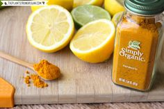 Cirtus Turmeric Shots (Vegan) - Help ease muscle aches, pains, and cramps with a morning shot of tumeric!