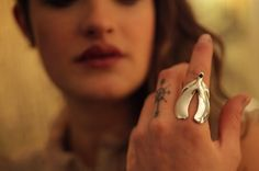 The Internal Clitoris Ring (aka The 'Clitoring') By Penelopi Jones Just Might Be A Perfect Piece Of Jewelry