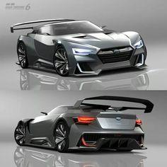 Subaru VIZIV GT Vision Concept