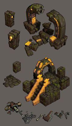 EASTMASSasset6T ruins+junk by danimation2001.deviantart.com on @DeviantArt