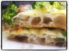 broccoletti & salsicce #pizzaricciardi