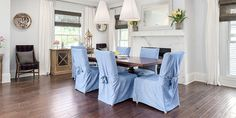 Home Free episode 5: This inviting dining space is calling out for a family to join it!