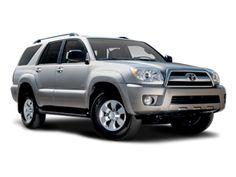 SUV Toyota 4Runner - Categoría L