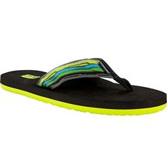 Teva Men`s Mush II Flip Flop #FathersDay #ForDad (take dad to the beach for Father's Day)