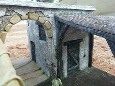 Belen artesanal: Catálogo de construcciones Firewood, Interior, Crafts, Ideas, Christmas Villages, Projects, Woodburning, Manualidades, Design Interiors