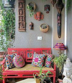 30 Inspiring Bohemian Home Design Bohemian House, Bohemian Interior, Bohemian Living, Bohemian Decor, Bohemian Style, Bohemian Patio, Modern Bohemian, Hippie House Decor, Boho Style Decor