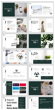 Brand Identity Guideline Keynote Layout Design Creative This Presentation Keynote Template can be us Creative Powerpoint Presentations, Powerpoint Slide Designs, Powerpoint Design Templates, Keynote Template, Interior Design Presentation, Presentation Design Template, Creative Presentation Ideas, Keynote Design, Brochure Design