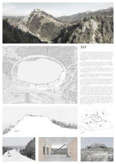 ID Team: 10239 - Architecture (Maxime Scheer, Rodolphe Albert) - France Architecture Panel, Landscape Architecture, Architecture Design, Presentation Board Design, Architecture Presentation Board, Zeppelin, Public Space Design, Landscape Plans, Layout Design
