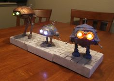 Batteries Not Included Robots