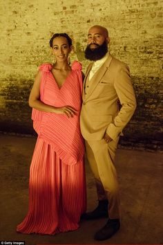 Worth waiting for: Solange Knowles looked delighted with the results of A Seat At The Table as she attended her own listening party on Friday