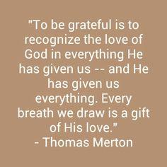 Christian quote by Thomas Merton