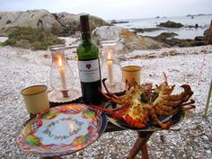 Crayfish - typical West Coast food - 66 Square Feet: Paternoster and Cape Columbine: day West Coast Foods, South African Recipes, Vegan Soups, Easter Brunch, Pacific Coast, Chocolate Lovers, Eat Breakfast, Cape Town, Quick Meals