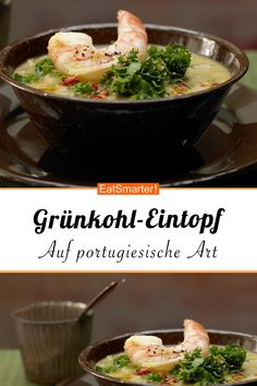Portugiesischer Grünkohl-Eintopf How to Eat to Boost Your Immune System Could not it be nice … Eat Fruit, Watermelon, Cooking Recipes, Beef, Stuffed Peppers, Meals, Chicken, Vegetables, Healthy