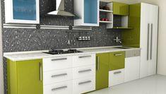 159 mejores imágenes de Diseños de cocinas | Decorating kitchen ...