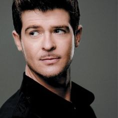 Robin Thicke...he fly and can sing!