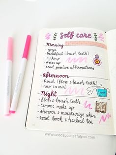 48 Bullet Journal Self-Care Ideas for a Healthy Mind, Body & Soul! 48 Bullet Journal Self-Care Ideas for a Healthy Mind, Body & Soul! Bullet Journal 101, Creating A Bullet Journal, Self Care Bullet Journal, Bullet Journal Ideas Pages, Bullet Journal Inspiration, Bullet Journals, Body And Soul, Mind Body Soul, Journal Quotes