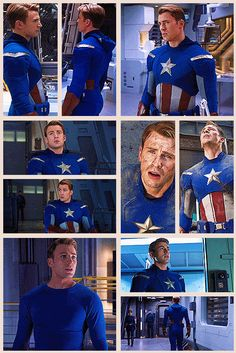 Captain America http://pinterest.com/yankeelisa/captain-america/