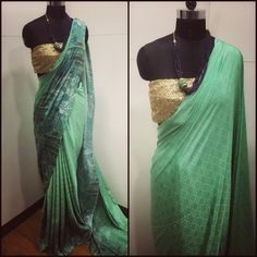 Mint green crepe saree To purchase this product mail us at houseof2@live.com  or whatsapp us on +919833411702 for further detail #sari #saree #sarees #sareeday #sareelove #sequin #silver #traditional #ThePhotoDiary #traditionalwear #india #indian #instagood #indianwear #indooutfits #lacenet #fashion #fashion #fashionblogger #print #houseof2 #indianbride #indianwedding #indianfashion #bride #indianfashionblogger #indianstyle #indianfashion #banarasi #banarasisaree
