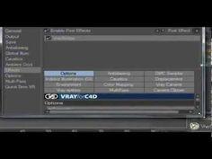 TUTORIAL -Vray Sun - cinema 4D