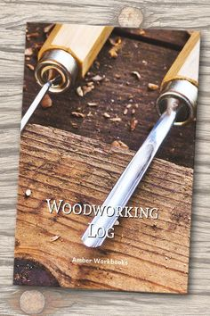 Plan your next woodworking project with the help of this note book, with a materials list and special pages for sketches to flesh out your ideas. Woodworking Journal, Woodworking Projects, Project Planner, Graph Paper, The Help, Sketches, How To Plan, Notebook, Gift