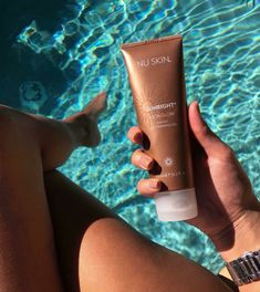 Feeling a bit pale and looking for that post-summer glow? #nuskin has the perfect solution for you!