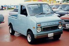 HONDA LIFE PICKUP 1974 Japan