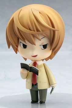 Nendoroid Light Yagami Figure anime Death Note official