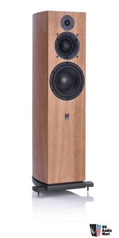 ATC SCM 40 Three Way Speakers Audiophile Speakers, Monitor Speakers, Hifi Audio, Stereo Speakers, High End Speakers, High End Hifi, High End Audio, Equipment For Sale, Audio Equipment