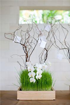 Wheatgrass Wish Tree by Tirtha Bridal Uluwatu Bali
