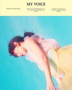 OMG TAEYEON LOOK SO BEAUTIFUL! . 1st Deluxe Edition - My Voice - TaeYeon . #Kpop #BTS #EXO #GOT7 #SHINee #MonstaX #Ikon #B1A4 #VIXX #BAP #BlockB #Astro #BigBang #BlackPink #2NE1 #Seventeen #KnK #BtoB #Twice #Fx #SNSD #TeenTop #Infinite #AoA #SuperJunior #Sistar #RedVelvet #NCT #24K #Exid
