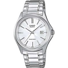 Casio General Mens Watches Metal Fashion WW *** Continue to the product at the image link. Casio Classic, Black Stainless Steel, Stainless Steel Watch, Cool Watches, Watches For Men, Men's Watches, Wrist Watches, Metal Fashion, Best Watch Brands
