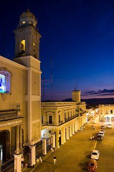 Catedral de Colima, Mexico