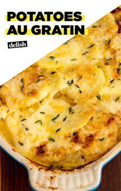 Potatoes Au GratinDelish