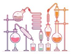 abstract science by Martin David