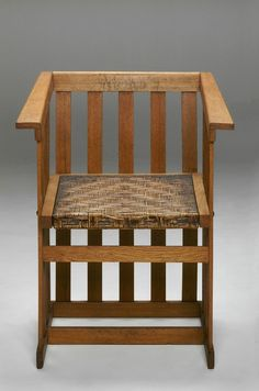 Hans Vollmer Chair	1906