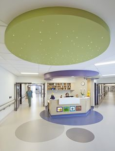 Amplatz Children 39 S Hospital Interior Colors Http
