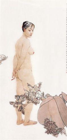 中国画家佳作大观(217)---李爱国李彬油画