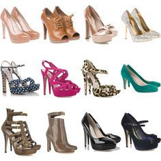 If I had these, I'd never have to buy another pair of shoes again. <3 Miu Miu shoes