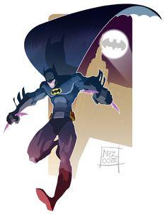 Gosh Batman by Nezart on DeviantArt