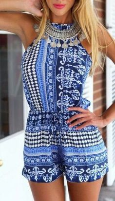 (D) How to Sew a Romper? Free Pattern and Video Tutorial
